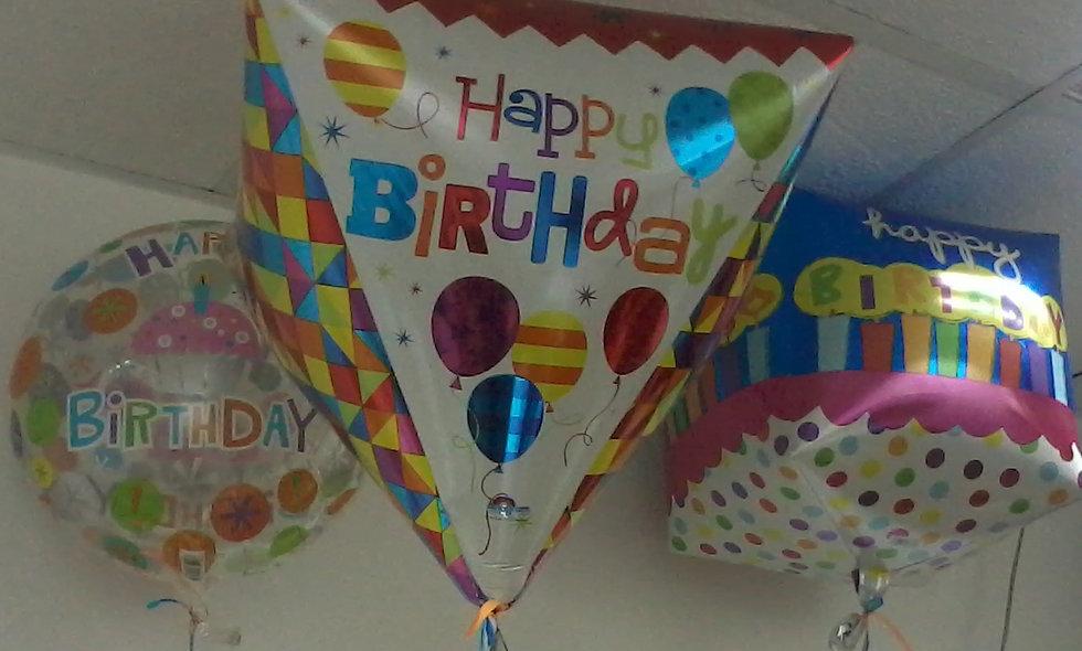 Mylar (Foil) Balloons