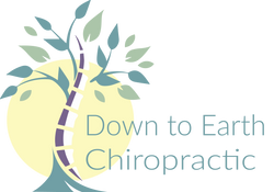 Down to Earth Chiropractic Logo