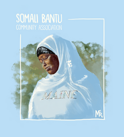 Somali Bantu Maine