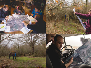 Making of Runela Trail