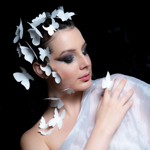 Model: Crystal Lestar Makeup: Essra Kare