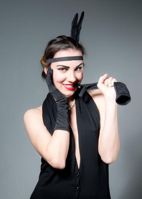 Model: Valeria Makeup: Rida