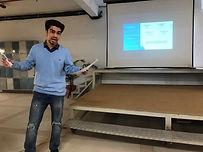 Parth Bhalla & Threely at StartupBootCamp