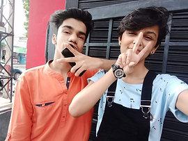 My friend:)