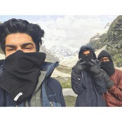 My 2 best friends (Parth, Gaurav) <3