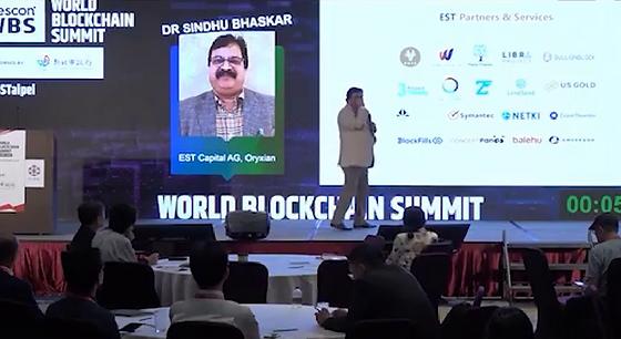 Threely at the World Blockchain Summit, Taiwan
