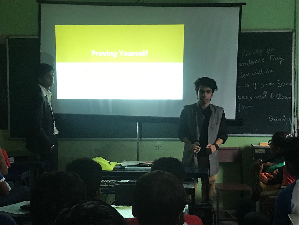 Innovate future workshop in Kota