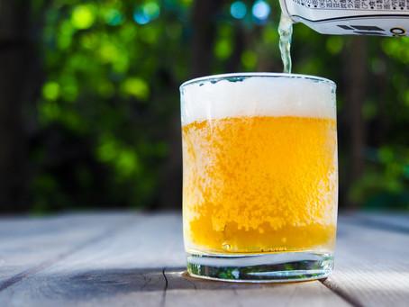 夏はアルコールを控えめに