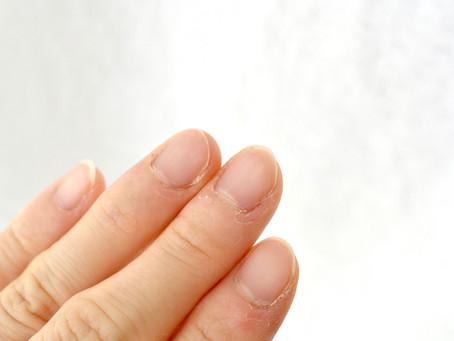 爪と髪で分かる肝臓の健康状態
