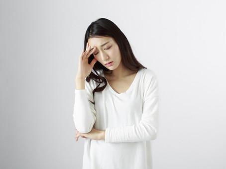 体質改善で治すことができる!低気圧頭痛の原因と対策