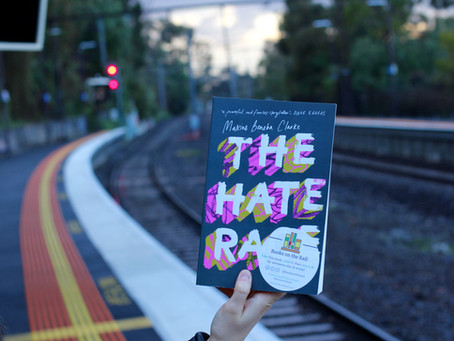The Hate Race by Maxine Beneba Clarke - Hachette Australia