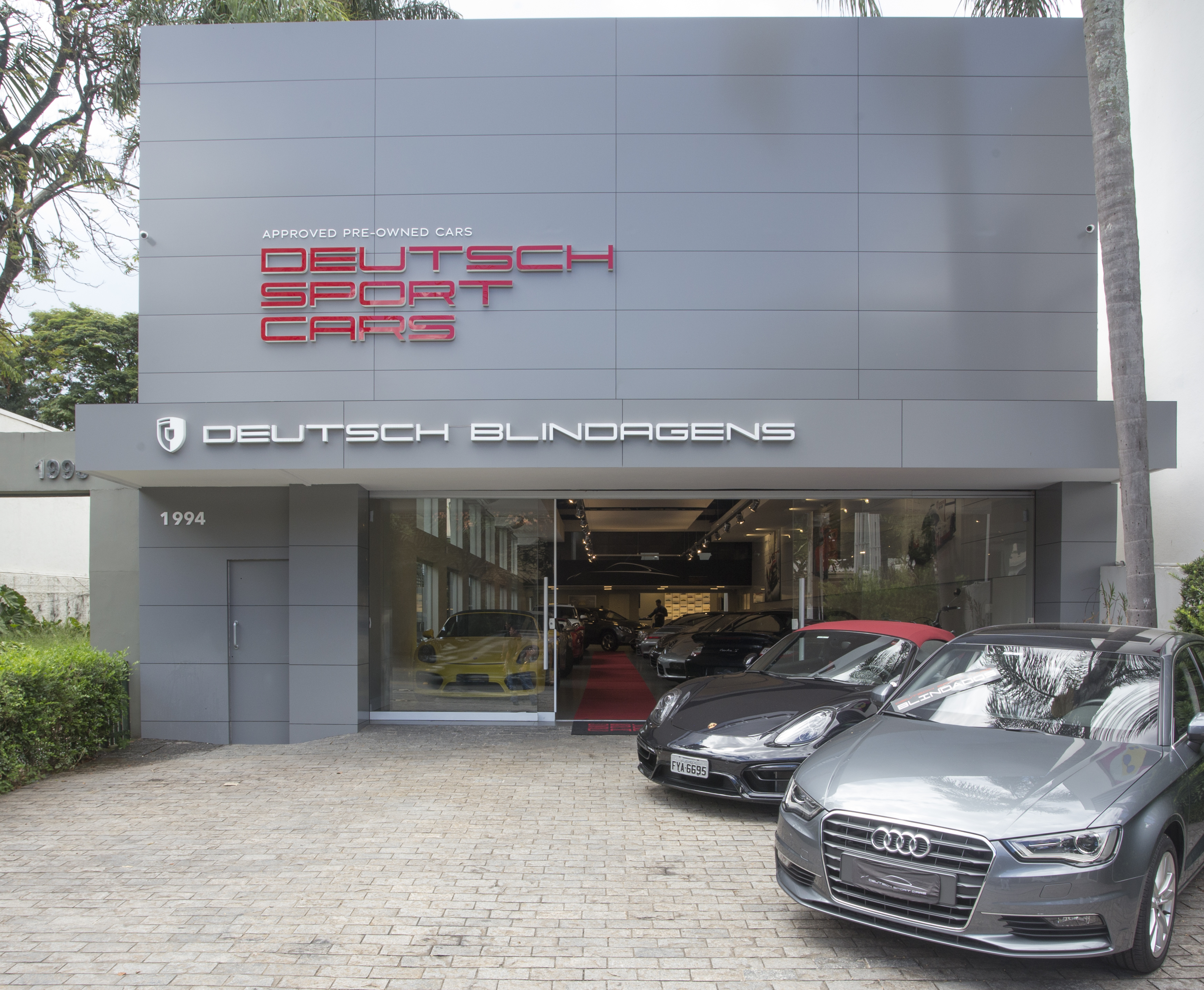 Deutsch Sport Cars