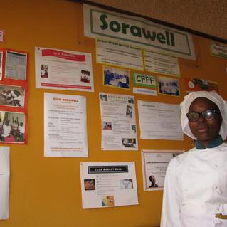 Produits et services de Sorawell