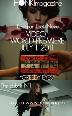 Honk Magazine/NEVE/Greedy Eyes Video