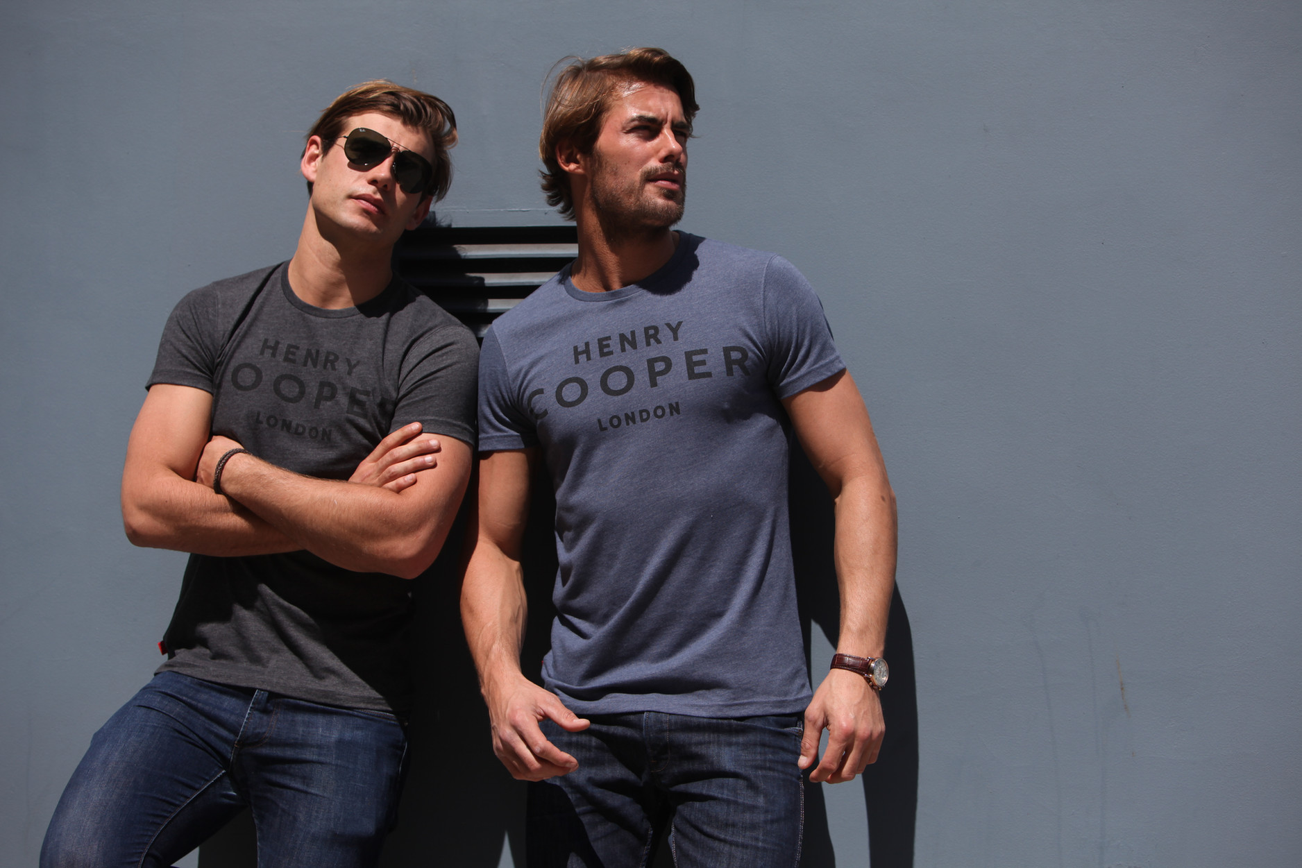 Matt and Jacey/ Select Men Models