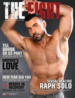 The Fight Magazine/ Raph Solo