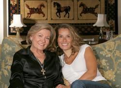Tana Ramsey & Mother