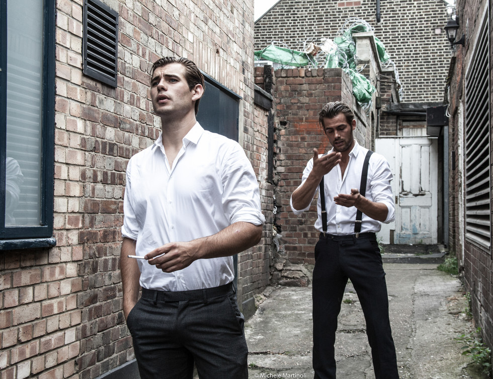 Matt & JC Select Models