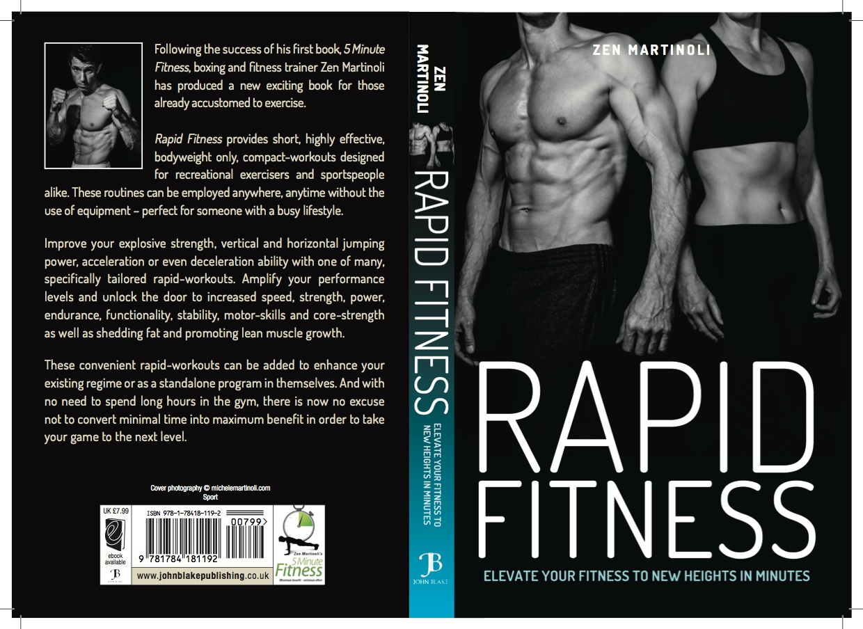 Rapid Fitness by Zen Martinoli
