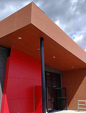 Fort McKay Youth Center Cladding