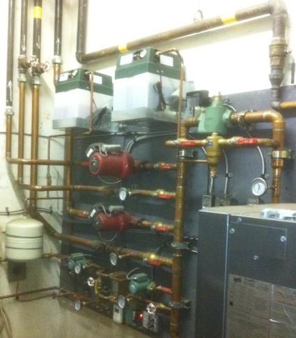 Boiler Room Controls