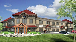 boreal business center pre-engineering design