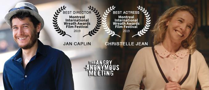 """""""Les Colériques Anonymes"""" remportent plusieurs prix !"""