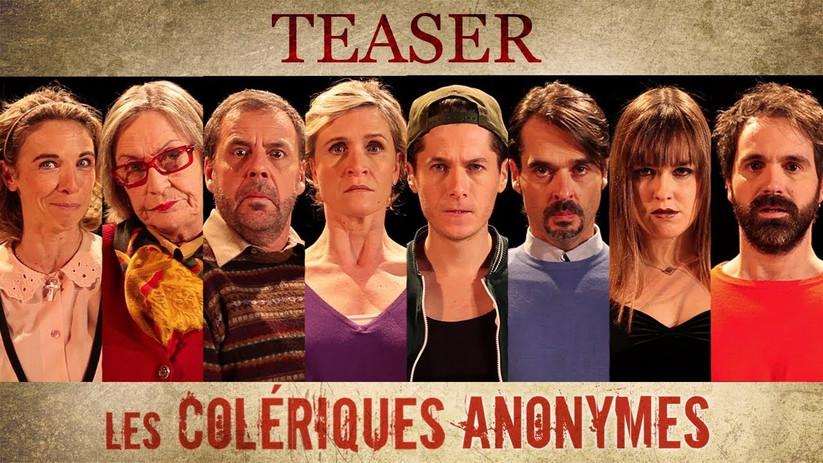 Teaser - Les Colériques Anonymes