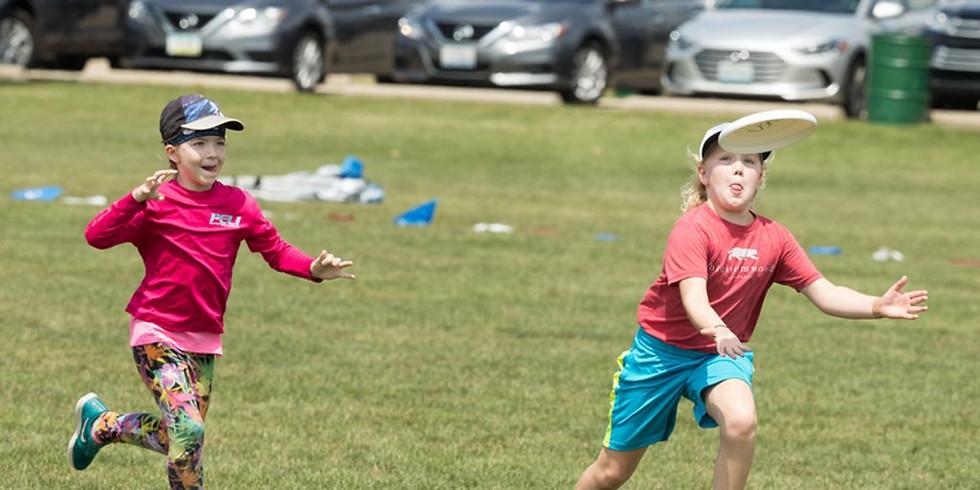 Regina Youth Ultimate Frisbee League