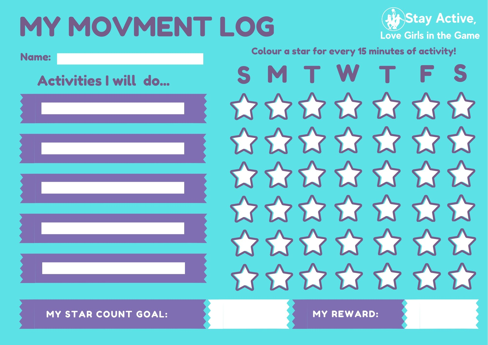 Movement Log 2