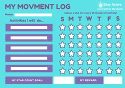 Movement Log 2