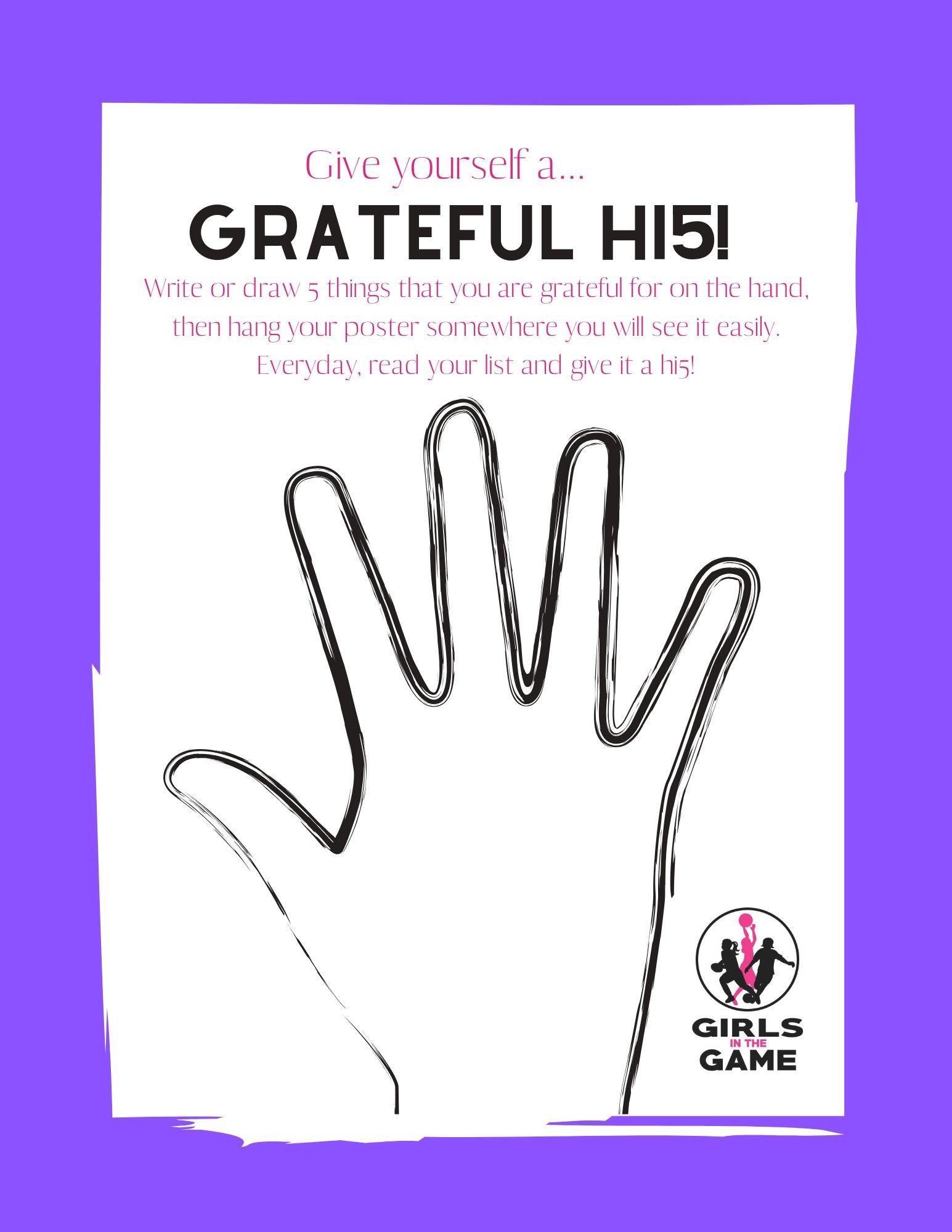 Grateful Hi5