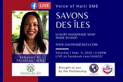 SMEs savon des iles