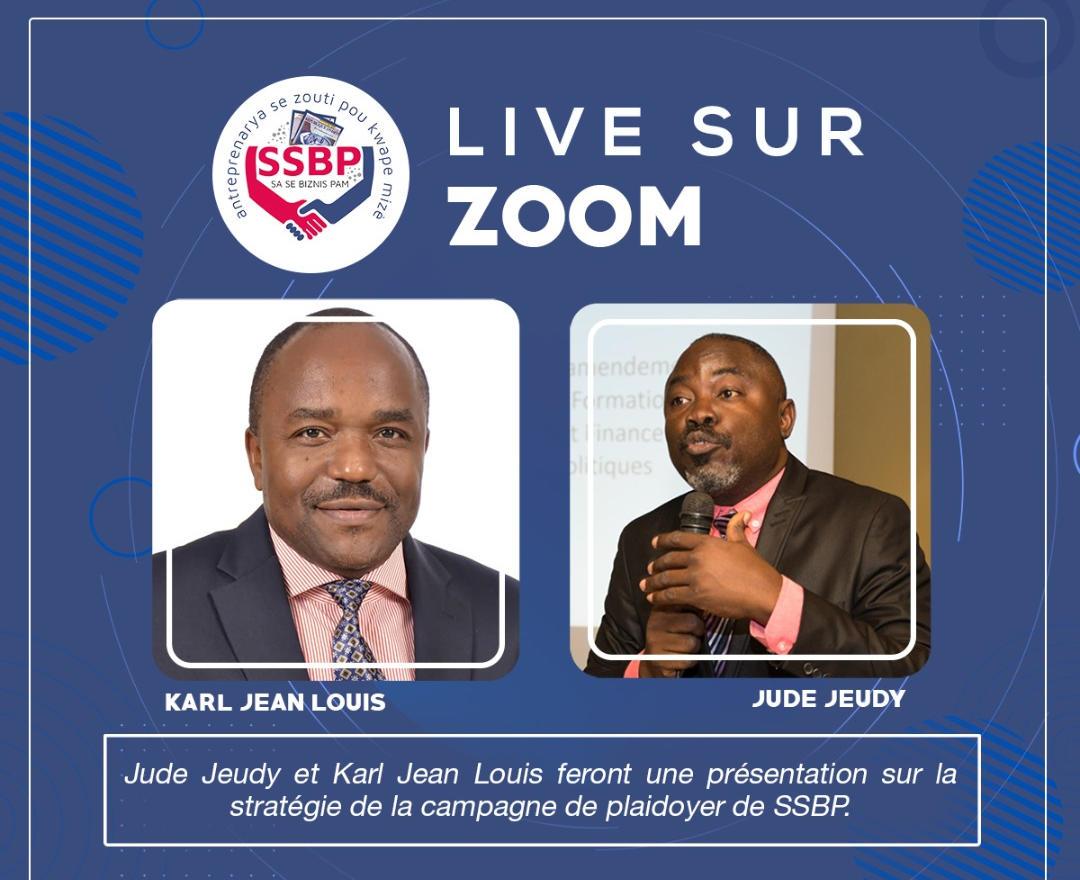 Karl Jean Louis & Jude Jeudy