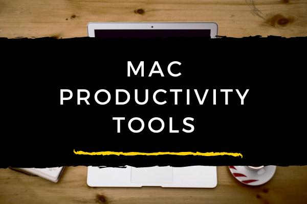 Mac Productivity Tools Monday.com Consultants Love
