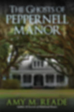 A beautiful antebellum manor hides the tension and anger inside its walls.