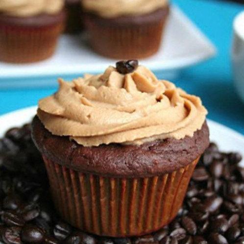 Chocolate espresso cupcakes -12