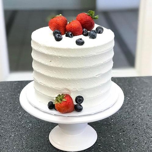 """Keto cake 6"""""""