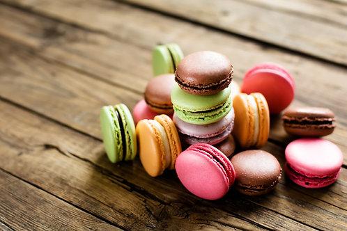 French Macarons - One Dozen