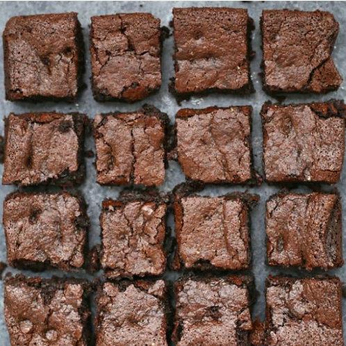 """Keto Fudge """"Brownies"""" - 4 pcs"""