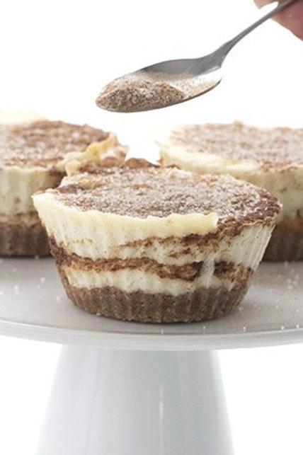 Cinnamon cheesecake - 4