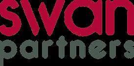 diseño logotipo swan