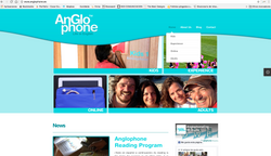 Web AnGlophone