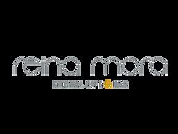 diseño logotipo reina mora