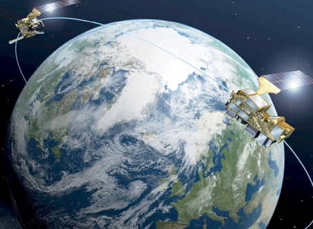 Our everyday hero in the sky:  Environmental monitoring satellites