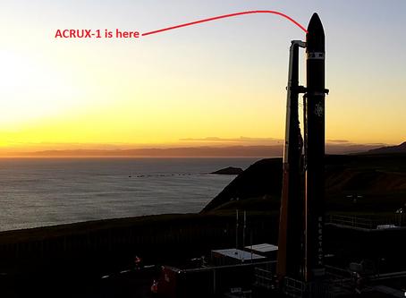 ACRUX-1: Mission success.
