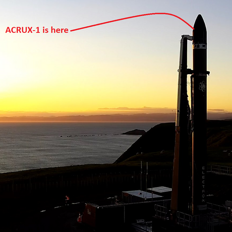 ACRUX-1: Mission success.