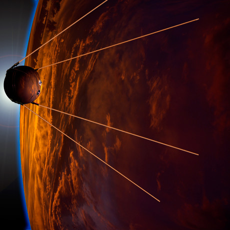 The 60th anniversary of Sputnik 1 kicks off World Space Week 2017