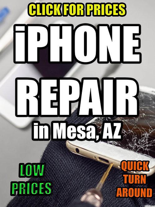 iPhone Screen Repair and Replacement