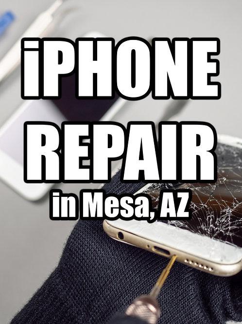 iPhone Repair - Screens Repaired in 30-45 minutes in Mesa.